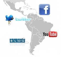 Redes sociales en CL y AR
