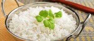 arroz reconfigurado