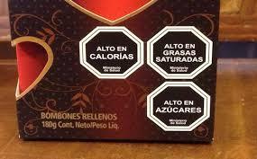 Lecciones de la ley de etiquetado de los alimentos