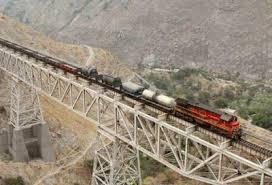 Primer ferrocarril transcontinental de Sudamérica, ¿mera utopía?