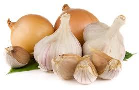 Propiedades terapéuticas del ajo y la cebolla