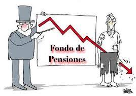 La estrepitosa caída de los fondos de pensiones