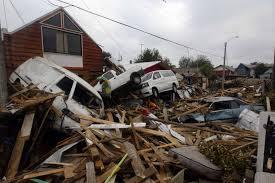 El Impacto del terremoto 27F en Chile